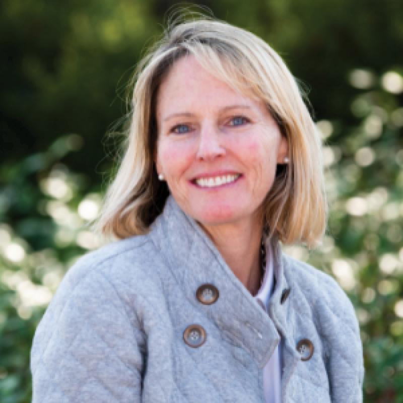 Board Member Trudie Safreno